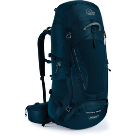 Lowe Alpine Manaslu 55:65 Backpack Herre azure
